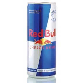 Energiaital, 250 ml, RED BULL [min: 24db]