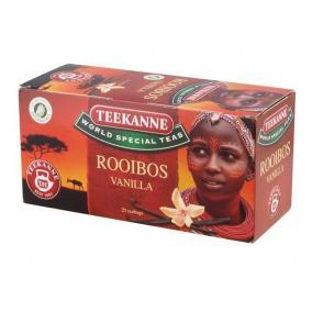 Herba tea, 20x1,75 g, TEEKANNE, rooibos-vanília