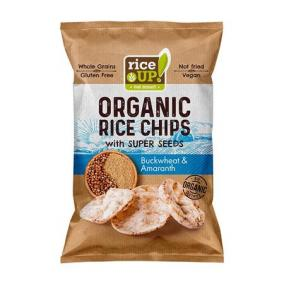 Barnarizs chips, 25 g, RICE UP