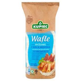 Puffasztott rizs, 120 g, KUPIEC