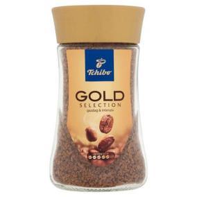 Instant kávé, 100 g, üveges, TCHIBO