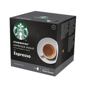 Kávékapszula, 12 db, STARBUCKS,