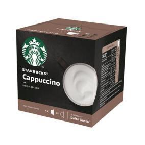 Kávékapszula, 12 db, STARBUCKS