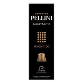 Kávé, kapszula, Nespresso® kompatibilis, 10 db,PELLINI,