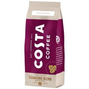 Kávé, közepes pörkölésű, őrölt, 200 g, COSTA