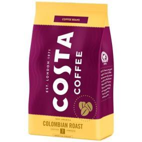 Kávé, pörkölt, szemes, 500 g, COSTA