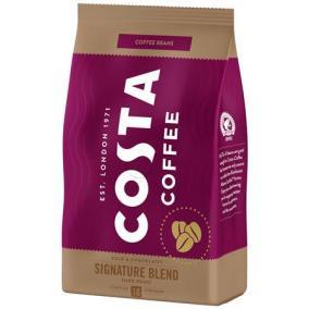 Kávé, sötét pörkölésű, szemes, 500 g, COSTA