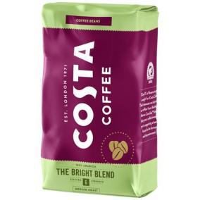 Kávé, közepes pörkölésű, szemes, 1000 g, COSTA