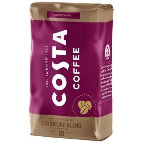 Kávé, sötét pörkölésű, szemes, 1000 g, COSTA