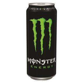 Energiaital, 500 ml, MONSTER