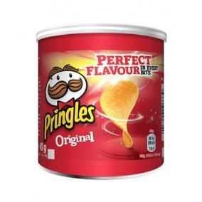 Chips, 40 g, PRINGLES, sós