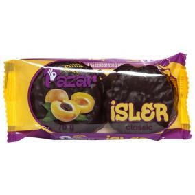 Isler, 76 g, PAZAR, csokis