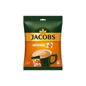 Instant kávé stick, 10x15,2 g, JACOBS