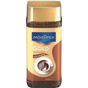 Instant kávé, 100 g, üveges, MÖVENPICK