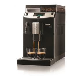 Kávéfőzőgép, automata, SAECO LRC, fekete