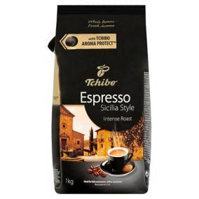 Kávé, pörkölt, szemes, 1000 g, TCHIBO