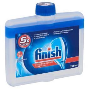 Mosogatógép tisztító, 250 ml, FINISH