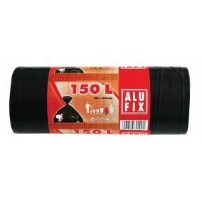 Szemeteszsák,  150 l,  10 db, ALUFIX [10 db]