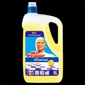Univerzális padló-és felülettisztító, 5 l, MR PROPER, lemon [5 liter]
