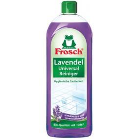 Általános tisztítószer, 1000 ml, FROSCH, levendula