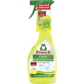 Fürdőszobai tisztító spray, 500 ml, FROSCH