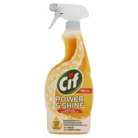 Konyhai zsíroldó spray, 750 ml, CIF