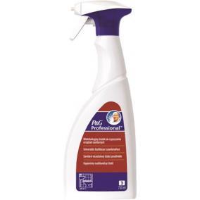 Fürdőszobai tisztító spray, 750 ml, PG PRFESSIONAL