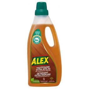 Padlótisztító folyadék, fa felületre, 750 ml, ALEX
