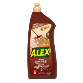 Padló renováló felmosó folyadék, 900 ml, ALEX