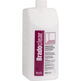 Felület fertőtlenítő koncentrátum, aldehidmentes, 1 l, BRADOCLEAR