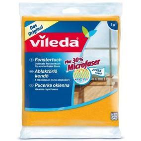 Ablaktörlő kendő, 30 % mikroszállal, VILEDA
