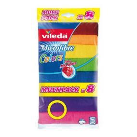 Törlőkendő, mikroszállal, VILEDA