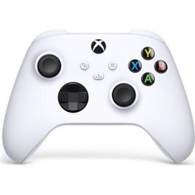 Kontroller - Microsoft, XBOX SERIES KONTROLLER FEHÉR (QAS-00002)
