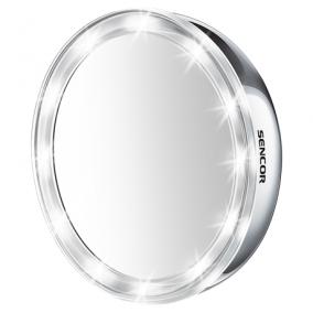 Kozmetikai tükör, LED világítással, SENCOR