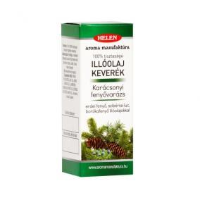 Karácsonyi fenyővarázs illóolaj keverék 10 ml