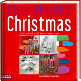 Könyv Colourbook christmas