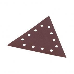 Kreator falcsiszolóhoz háromszög alakú csiszolólap 3x285 P60 5db