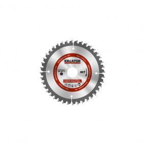 Kreator körfűrészlap 120 mm 40 fog MULTI-USE  KRT020507