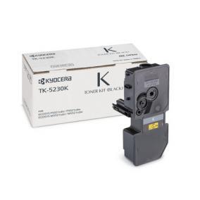 Kyocera TK-5230 [Bk] toner 2,6K (eredeti, új)