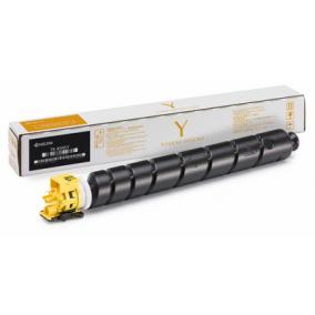 Kyocera TK-8345 [Y] toner 12K (eredeti, új)