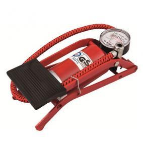 Lábpumpa légnyomásmérős - Sal, 90717