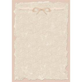 Előnyomott papír, A4, 90 g, APLI, modern pergamen hatású [20 lap]