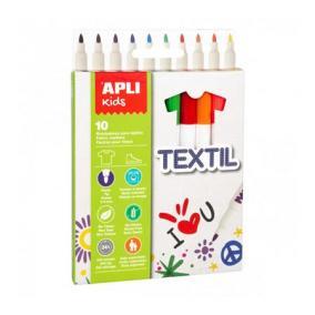 Textilmarker, 2,9 mm, APLI
