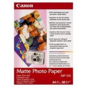 MP-101 Fotópapír, tintasugaras, A4, 170 g, matt, CANON [50 lap]