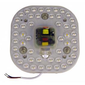 LED-MZ001-145B-18W, 3000K meleg fehér, Átalakító LED modul lámpa fali és mennyezeti lámpatestekhez