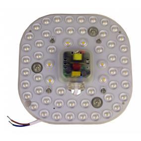 LED-MZ001-165B-24W, 3000K meleg fehér, Átalakító LED modul lámpa fali és mennyezeti lámpatestekhez
