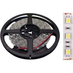LED szalag SUNWOR 5050-60D W Erős Fényű LED szalag 5 méter