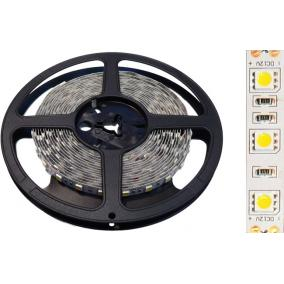 LED szalag SUNWOR 5050-60D WW Erős Fényű LED szalag 5 méter