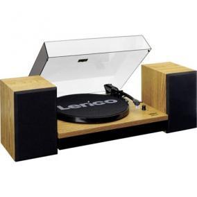 Lemezjátszó hangfal szettel - Lenco, LS-300WD