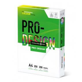 Másolópapír, digitális, A4, 200 g, PRO-DESIGN [250 lap]